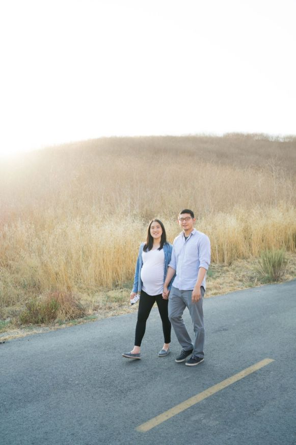 Maternity Photography Chino Hills State Park Pregnancy photos