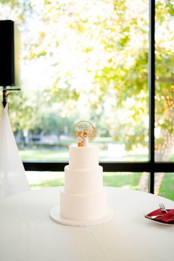UCI cake artist