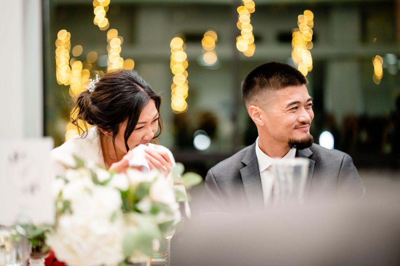 speech groom looking