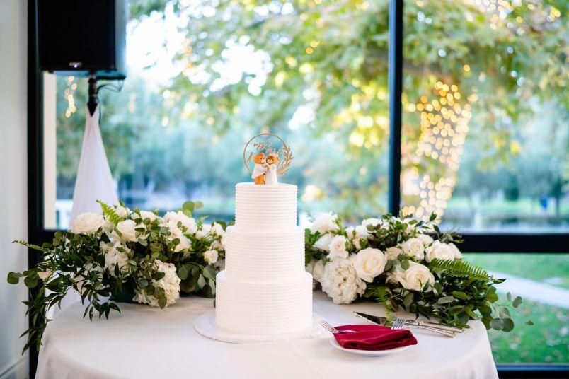 wedding cake Irvine