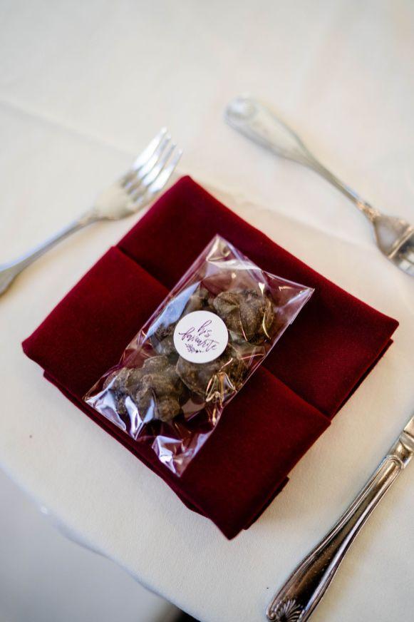 wedding favor edible favors