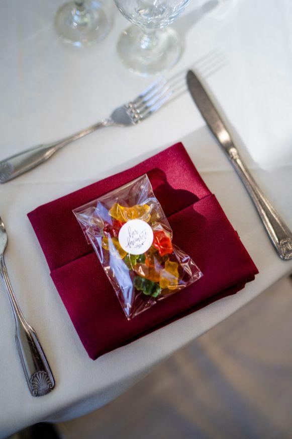 wedding favor edible