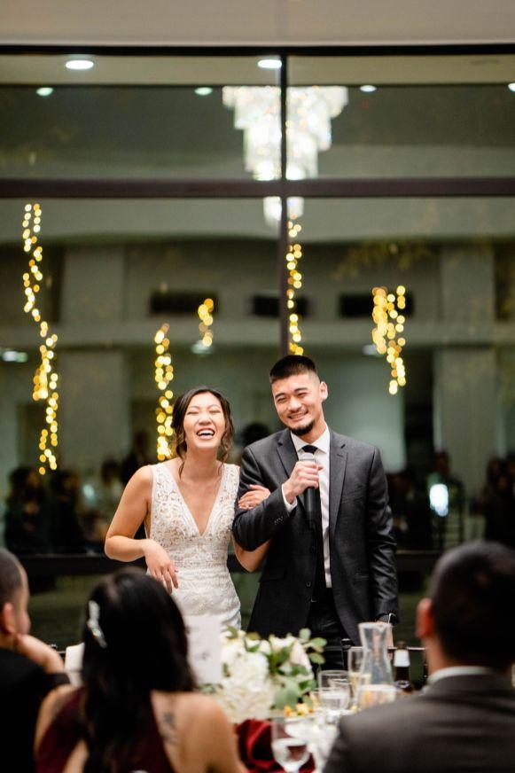 wedding speech welcome