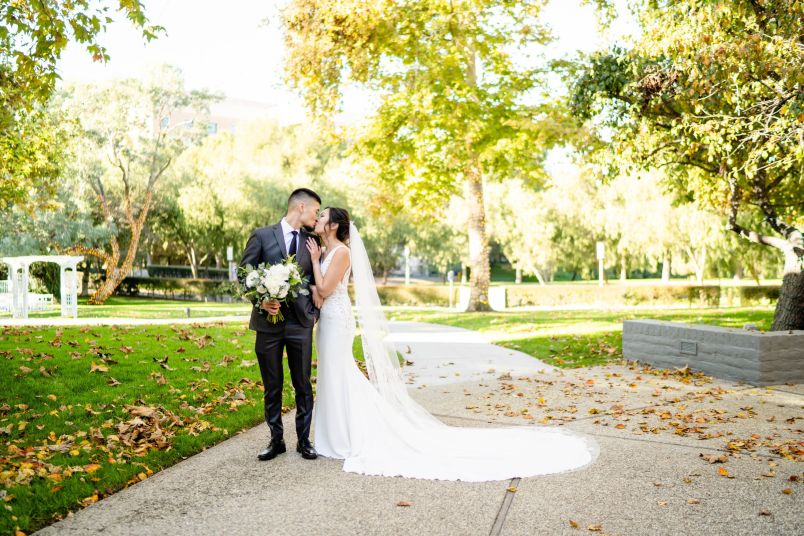 wedgewood wedding university club UC Irvine
