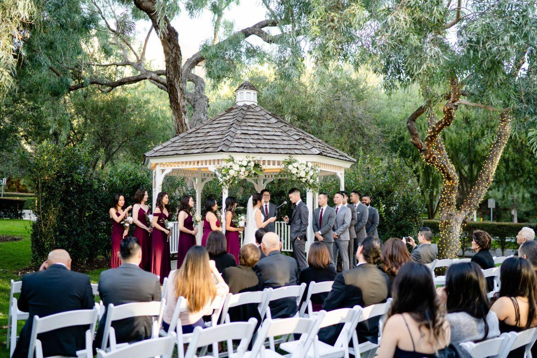 wedgewood wedding university club irvine