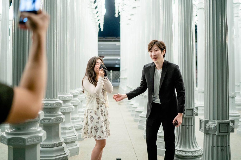 la proposal photographer