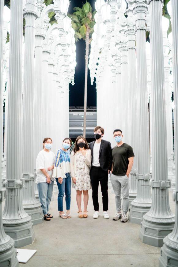 surprise proposal photographer LA