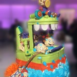 Food Network Cake Wars Rugrat Cake