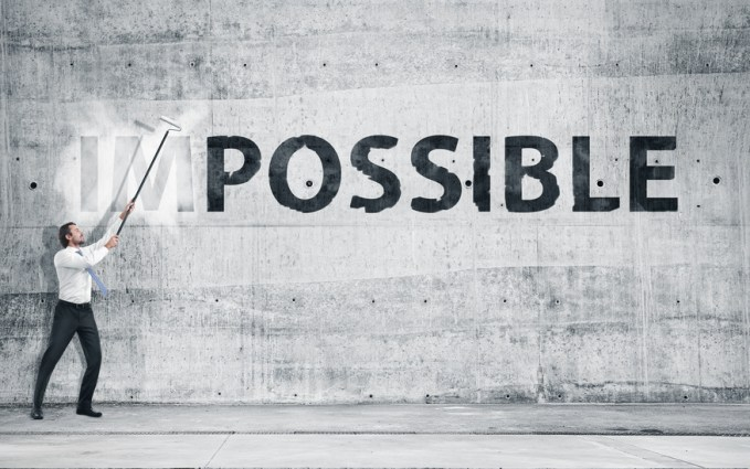 "Impossible"" into ""Possible"""