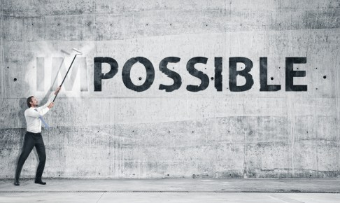 """Impossible"""" into """"Possible"""""""
