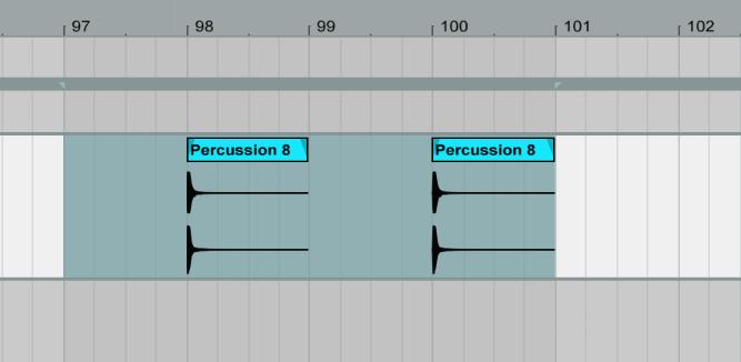 バンドマンのためのAbleton~Oneshotからループを自作