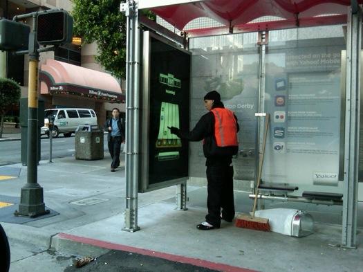 バス待ちの人同士がリモートで対戦できるバス停がアメリカ・サンフランシスコに登場