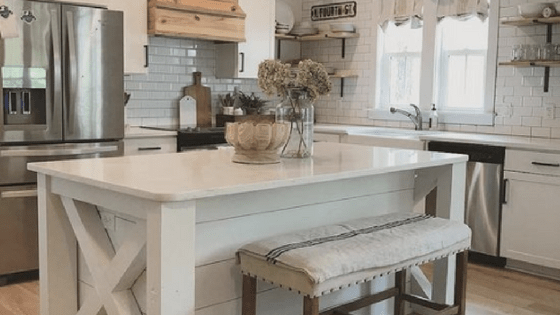 Ultimate Guide to Modern Farmhouse Kitchen Design by King's Kitchen