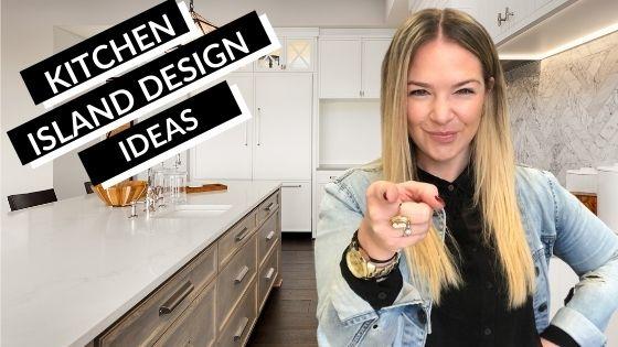 Kitchen Island Design Ideas - Front Page