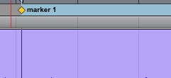Marker Protools Shortcuts