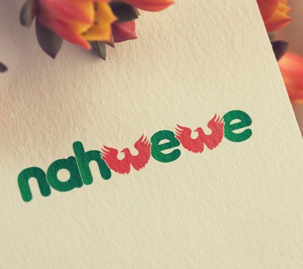 nahwewe logo design by akinmagneto