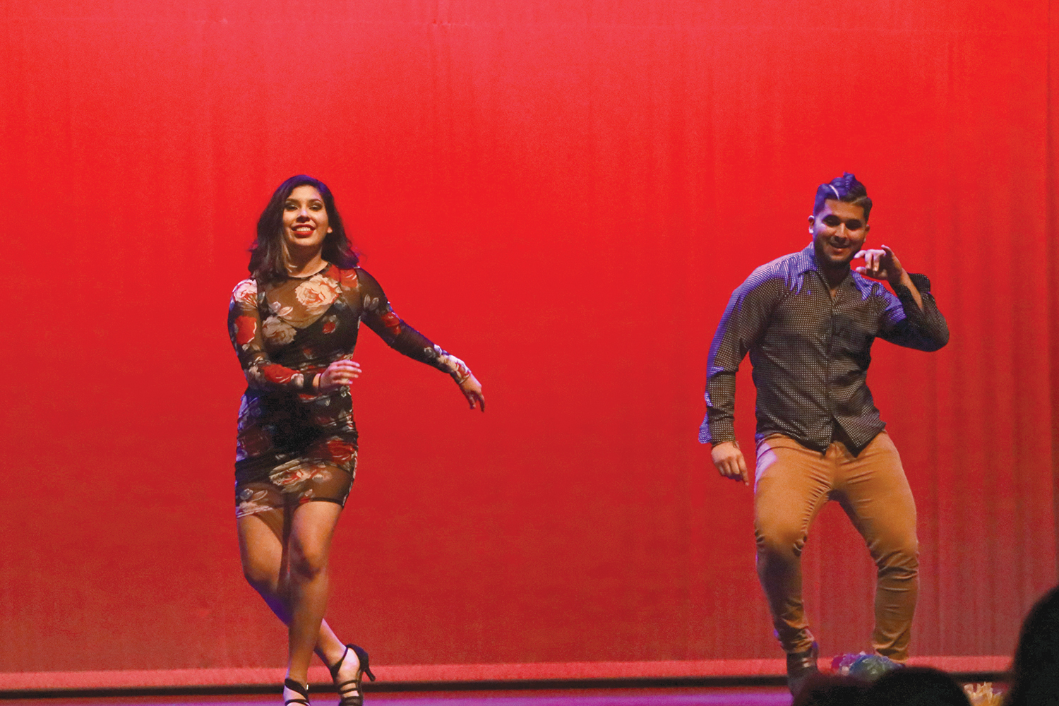 Student Shares Passion For Dance With Ballet Folklorico