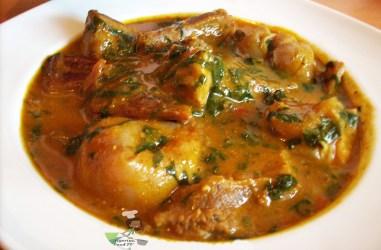 Ogbona Soup