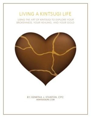 cover of A Kintsugi Life e-book