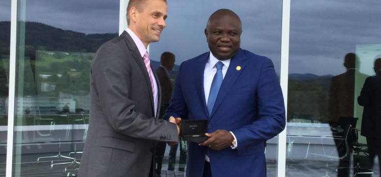 Pictures: LASG Partners With Buhler Group For Rice Production