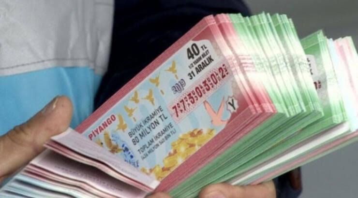 İkramiye çıkan milli piyango biletinin, günlük harcama kapsamında edinilmiş malla alındığı ve bu sebeple edinilmiş mal grubuna dâhil olduğunun kabulü gerektiği