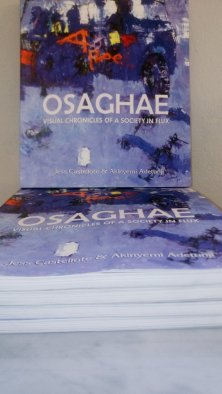 OSAGHAE- Visual Chronicles of a Society in Flux, by J. Castellote & Akinyemi Adetunji