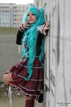 Miku Hatsune / ph: Daniel Spada