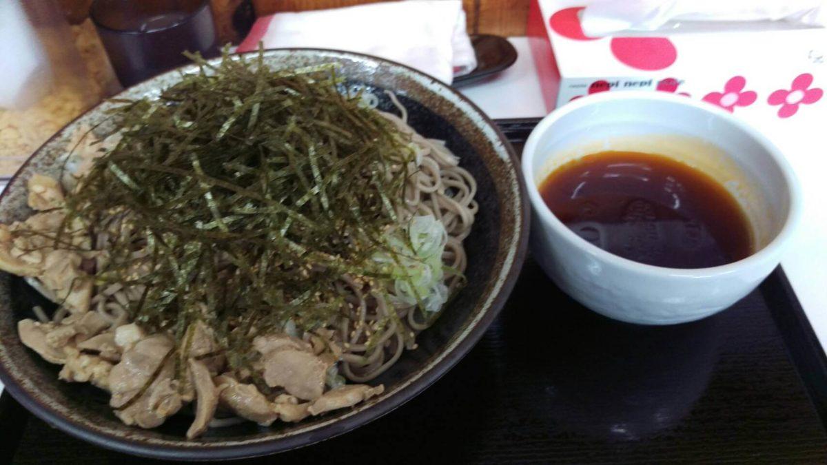秋田 佐とう つけ蕎麦