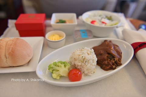 JAL 国内線「ファーストクラス」搭乗レポ(羽田→那覇)