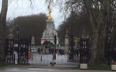 Akita Fencing completes works at Wellington Barracks