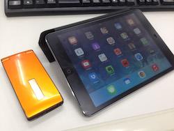iPad mini Retina 64GBモデル購入
