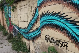 Street art in Boquete!