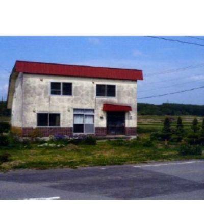 【売買】50万円 北海道深川市多度志 平原の中の広い角地 庭100㎡・畑610㎡