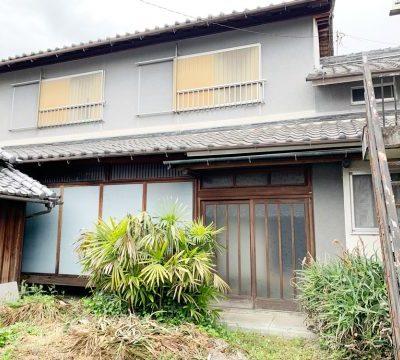 【売買】250万円 奈良県天理市長柄町 昔ながらの門屋と離れ・納屋がある和風住宅 11部屋+3納戸