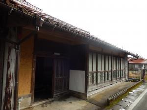 【売買】190万円 山口県萩市大字吉部下 囲炉裏・かまど・薪風呂のある古民家 車庫・物置付き