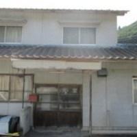 (価格変更)【売買】100万円 岡山県久米郡美咲町旭 以前食堂をしていた2階建 駐車3、4台・畑付き