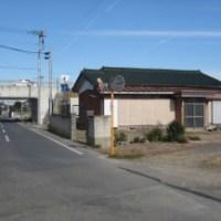 【売買】390万円 茨木県常総市中妻町 小中学校・病院近い 和室4室の平屋 駐車2台