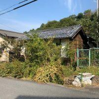 (交渉中)【売買】100万円 奈良県桜井市箸中 静かな山あいにある小さな平屋 風呂トイレ棟有