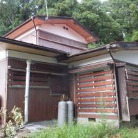 【売買】150万円 新潟県妙高市川上 小高い丘の上から妙高山が見える 納屋付き2階建 駐車複数台