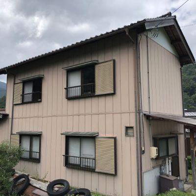 【売買】300万円 長野県木曽郡南木曽町吾妻 のどかな山集落にある庭・物置付き2階建