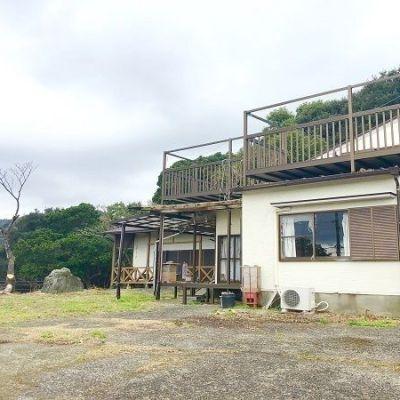 【賃貸】1.9万円 高知県土佐清水市立石 広い3面バルコニーから海が見える 駐車場付き2階建 屋外ペット可
