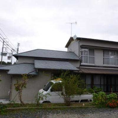 【売買】530万円 千葉県夷隅郡大多喜町柳原 いつでも住める 囲炉裏・駐車場付き2階建