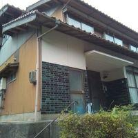 (交渉中)【売買】30万円 兵庫県美方郡新温泉町熊谷 良い建築資材が使われた2階建 蔵付き 駐車場2、3台造成可