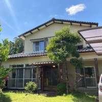 (交渉中)【売買】300万円 熊本県玉名郡和水町平野 自然豊かな住宅地 庭・物置・駐車場付き9部屋2階建