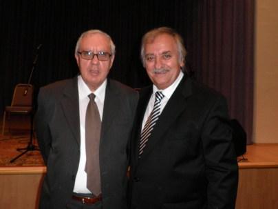 Oliver Friggieri & Mario Micallef