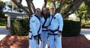 About Us Kyo Sa Peshek, Master Gilvey and Master Estes, Instructors at AK Martial Arts and Fitness