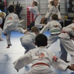 Ages 3 and 4 Karate for Litte Tigers, Toddlers, Karate, Bressi Ranch, Carlsbad, Martial Arts