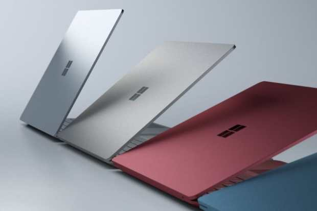 Жесточайшая подстава ноутбук Microsoft Surface Laptop за 100 000 рублей признан одноразовым