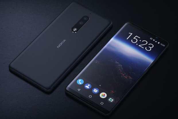 Правда о безрамочном смартфоне Nokia 9 на Android 8.0 Oreo