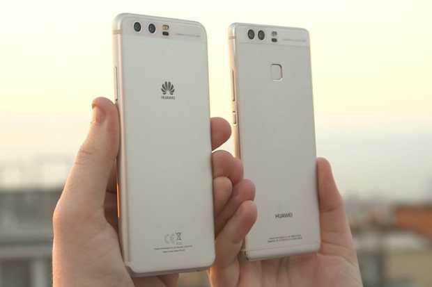 1 Безрамочный экран Huawei P11 заставит всех владельцев флагмана iPhone X завидовать